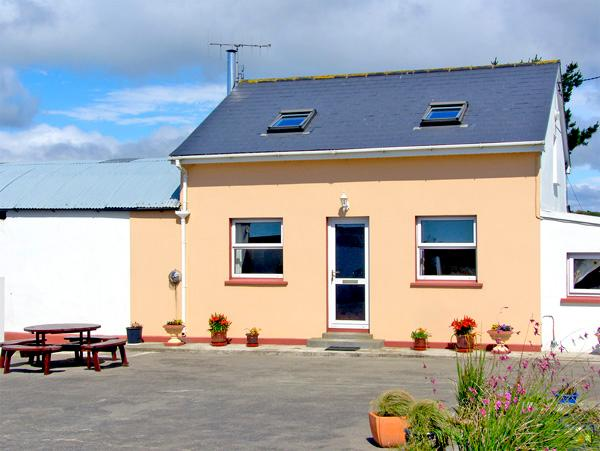 OCEAN VIEW, pet friendly, country holiday cottage, with a garden in Skibbereen, County Cork, Ref 2519 - Image 1 - Skibbereen - rentals