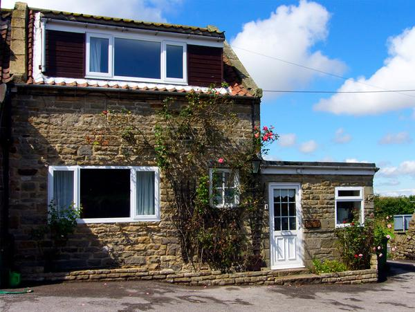 OLD HAVEN, pet friendly, character holiday cottage, with a garden in Sneaton Near Whitby, Ref 2616 - Image 1 - Sneaton Near Whitby - rentals