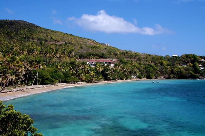 Beachfront Plantation House/ 4 Bed - Bequia - Beachfront Plantation House/ 4 Bed - Bequia - Crescent Beach - rentals