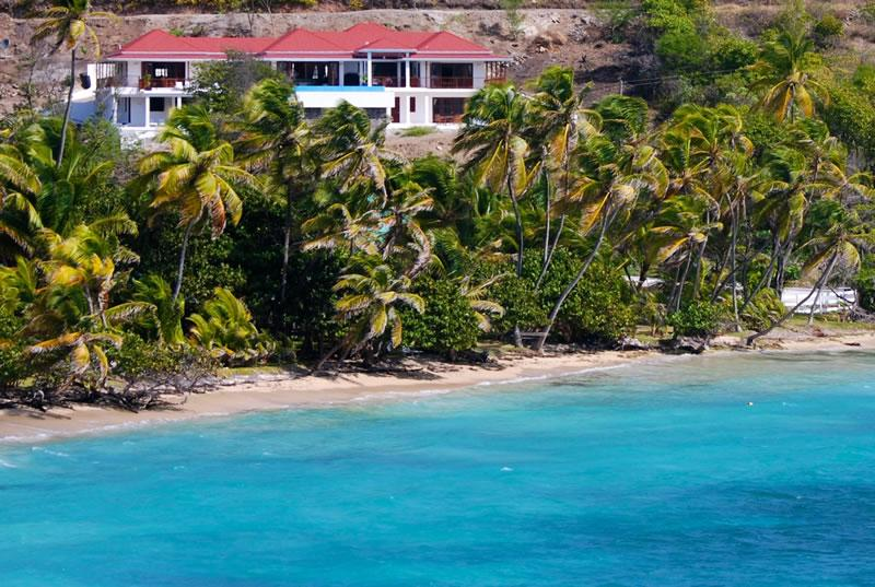 Beachfront Plantation House - Ngozi/1 bed - Bequia - Beachfront Plantation House - Ngozi/1 bed - Bequia - Crescent Beach - rentals