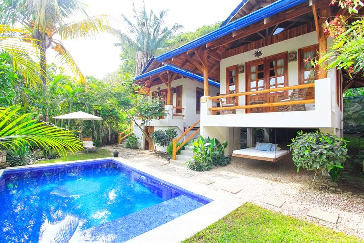 Welcome to Blue Surf - Blue Surf Sanctuary~ Steps from Beach~A/C~Pool - Santa Teresa - rentals