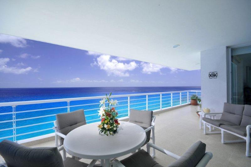 Nah ha 401 - Amazing oceanfront condo - Image 1 - Cozumel - rentals