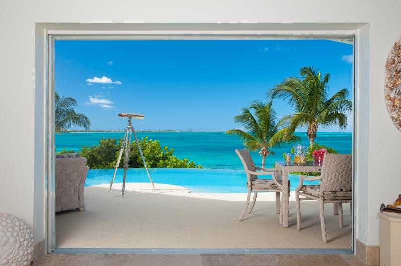 Turtle Beach Villa--5 bedrooms on the beach! - Image 1 - Providenciales - rentals
