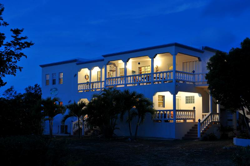 Night View - Nature Gardens Vacation Apartments 1&2 Bedrooms - Anguilla - rentals