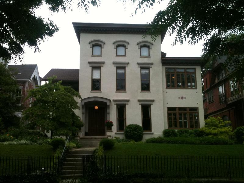 Exterior - 6 Bedroom Italianate Mansion in Historic Zone - Louisville - rentals