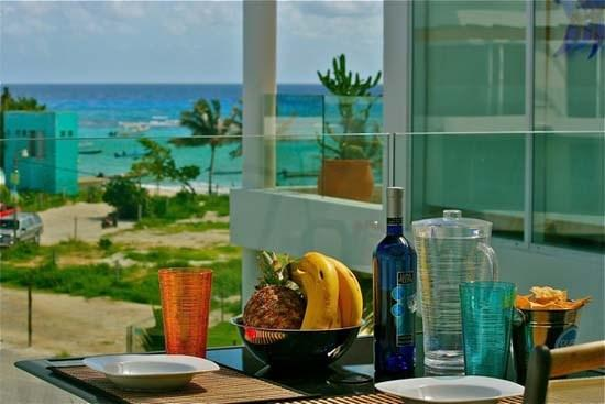 3 Bedroom Beach Front Penthouse at The Elements - Image 1 - Playa del Carmen - rentals