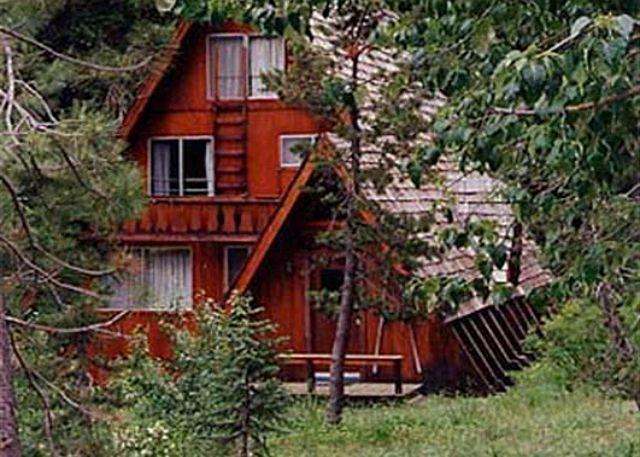 Alpine Meadows Cabin in the Woods ...Barry Home - Image 1 - Lake Tahoe - rentals