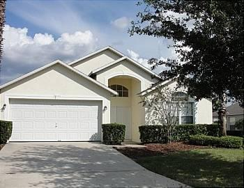 Amazing 3BR house located only 20min from Disney - FH1601 - Image 1 - Haines City - rentals