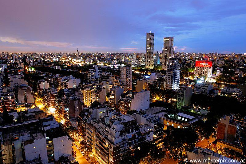 BEST view in all of Buenos Aires from this luxurious property. - UNO21 - Best View in Buenos Aires - 5 Star Quality - Buenos Aires - rentals