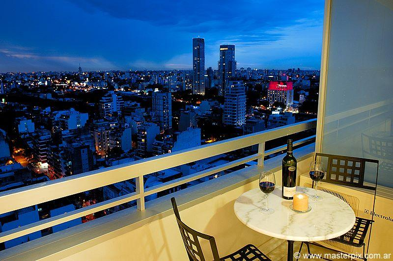 BEST view in all of Buenos Aires from this luxurious property. - UNO22 - Best View in Buenos Aires - 5 Star Quality - Buenos Aires - rentals