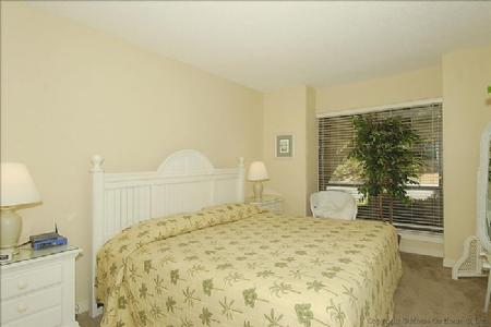 Master Bedroom - 2376 Lighthouse Tennis - Hilton Head - rentals