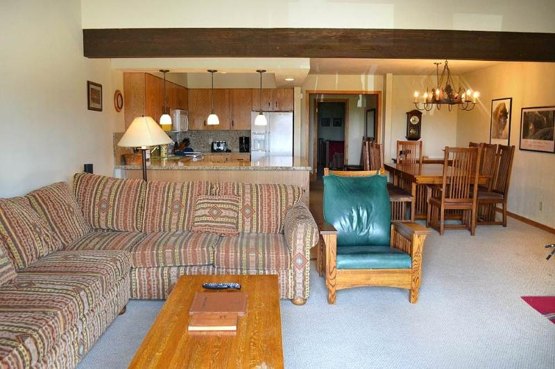 Timber Ridge 9 - Image 1 - Teton Village - rentals