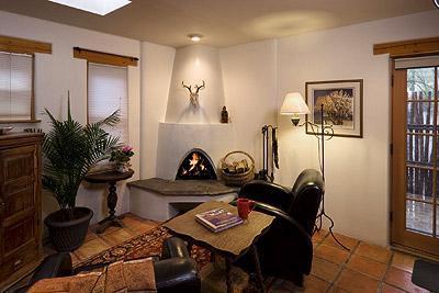 Relax in comfort amidst true Santa Fe style. - Alexander's Inn Vacation Rentals - Casita - Santa Fe - rentals