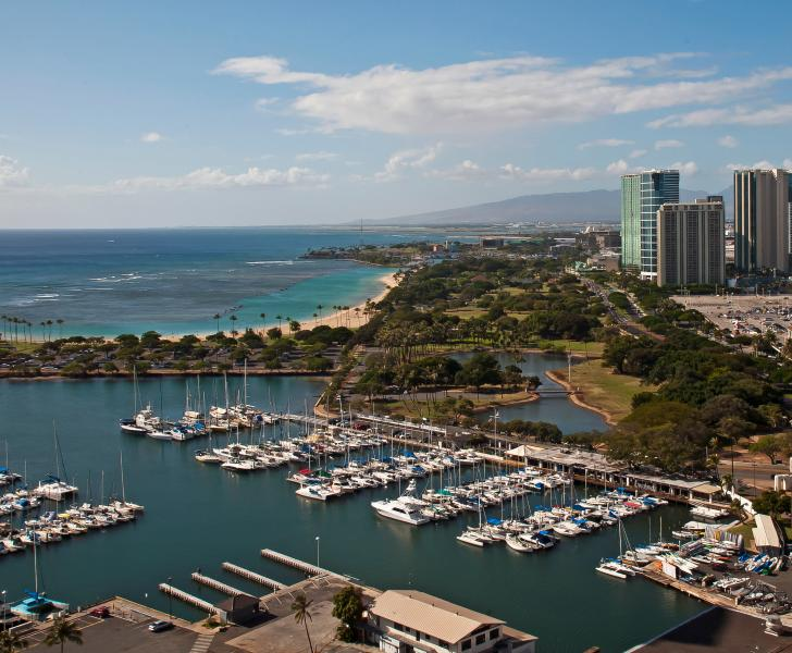 Dramatic Ocean View - Premium Ocean View Condo-Newly Remodeled-Best Location - Honolulu - rentals