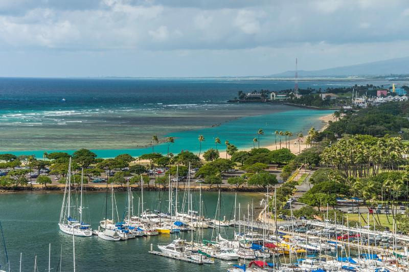 Premium Ocean View Condo-Newly Remodeled- $160 - Image 1 - Honolulu - rentals