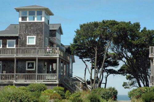 Luna Bella ~Ocean View - Image 1 - Depoe Bay - rentals