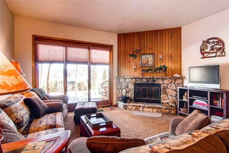 2 BD/2 BA Condo, walk up,mountain retreat for 6 - Image 1 - Silverthorne - rentals