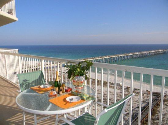 View from Summerwind 804 C - Summerwind Resort on Navarre Beach 804C - Navarre Beach - rentals