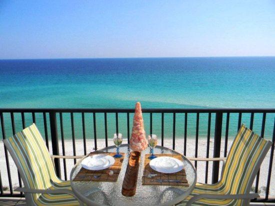Sundunes 194 Balcony View - Sundunes of Navarre Beach 194 - Navarre - rentals