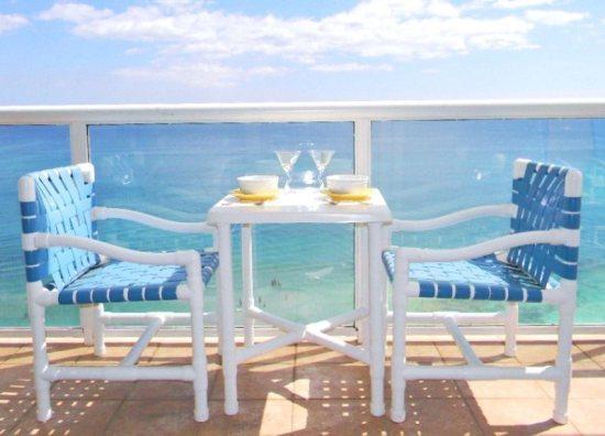 Caribbean 1303 Balcony View - Caribbean Resort at Navarre Beach 1303 - Navarre - rentals