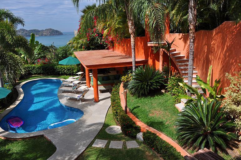 Ventana al Mar - Ventana al Mar, 4 BD/5 BA  private villa! - Sayulita - rentals