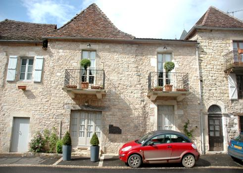 The quaint facade of the house - Martel - by Holidays France Rentals - Martel - rentals