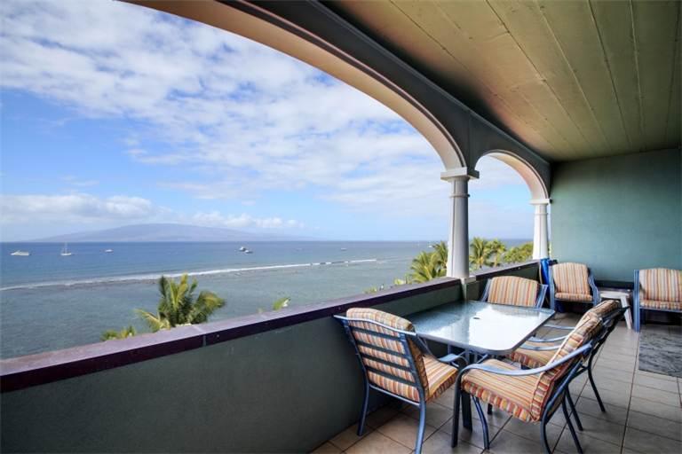 Lahaina Shores Penthouse #3 (1/2 OF) - Image 1 - Lahaina - rentals