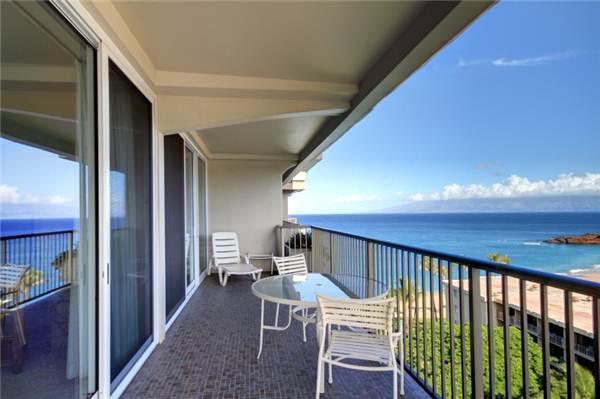 Whaler 1124 Awesome Views Wonderful remodel - BEST - Image 1 - Lahaina - rentals