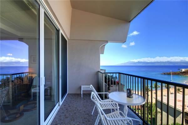 Whaler #1216 Ocean View - Image 1 - Lahaina - rentals