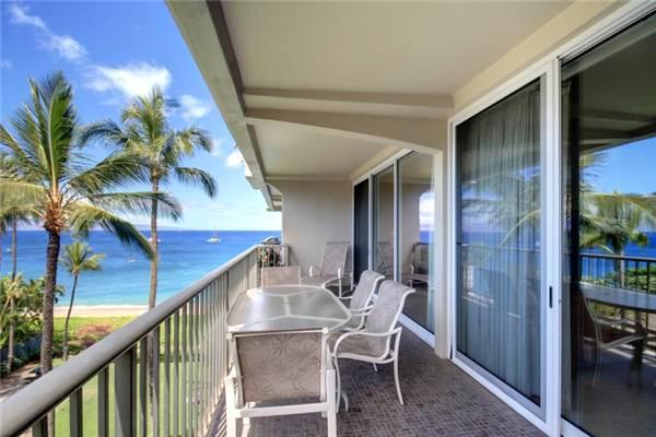 Nice 1 Bedroom-2 Bathroom House in Lahaina (Whaler #557 (1/2 Ocean View)) - Image 1 - Lahaina - rentals