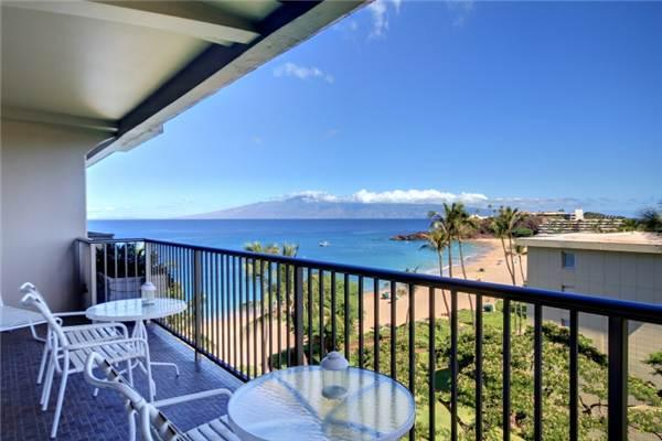 Whaler #708 Ocean View - Image 1 - Lahaina - rentals