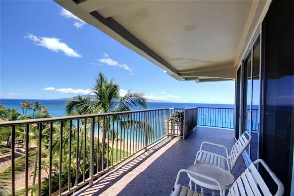 Beautiful House in Lahaina (Whaler #751  (1/2 Ocean Front)) - Image 1 - Lahaina - rentals