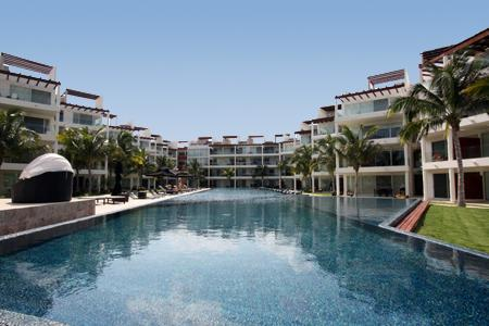 The Elements Infinity Pool - Upscale Beachside Retreat with Infinity Pool - GH8 - Playa del Carmen - rentals