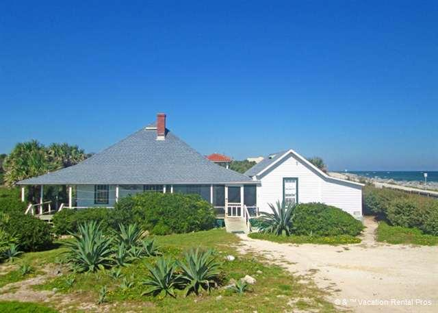 Welcome to The Lodge! - The Lodge Historic Beach House, 5 bedrooms, Ocean Front - Saint Augustine - rentals