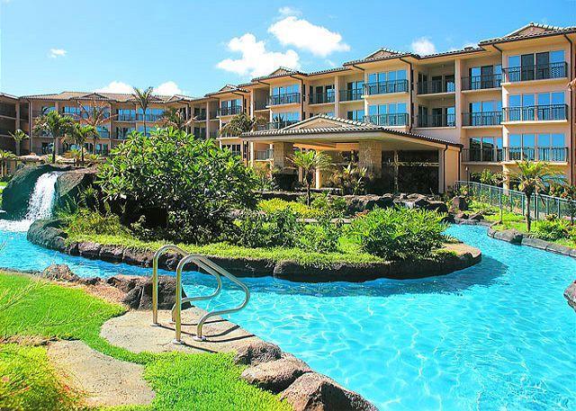E205 Waipouli Beach Resort - Image 1 - World - rentals