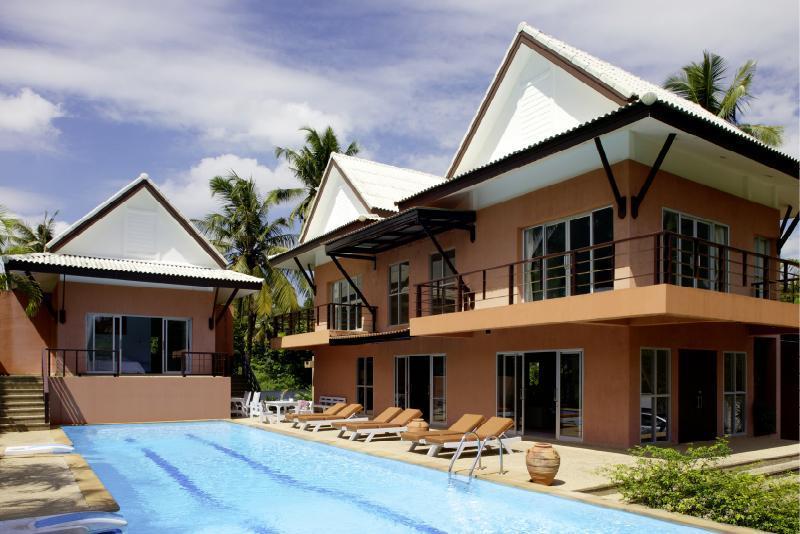 Private Pool Villa - sleeps up to 8 guests - Breda Villa, Krabi Villa in Ao Nam Ao Beach - Krabi - rentals