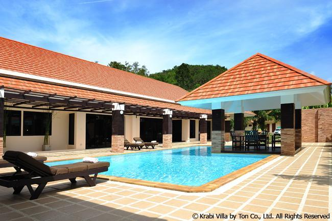 Luxury Private Pool Villa - Baan Santi, Luxury pool Villa in Ao Nang beach - Ao Nang - rentals