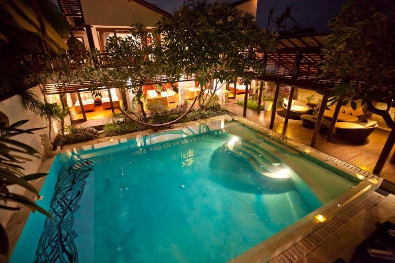 Luxurious 6 BR Villa Casis, 200m to Sanur Beach - Image 1 - Sanur - rentals