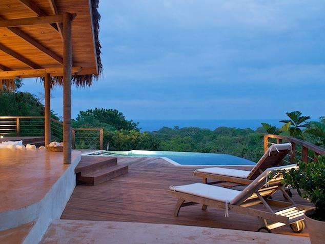 Luxury and privacy - Chez Mu Luxury Villa - Jungle Privacy & Ocean View - Montezuma - rentals
