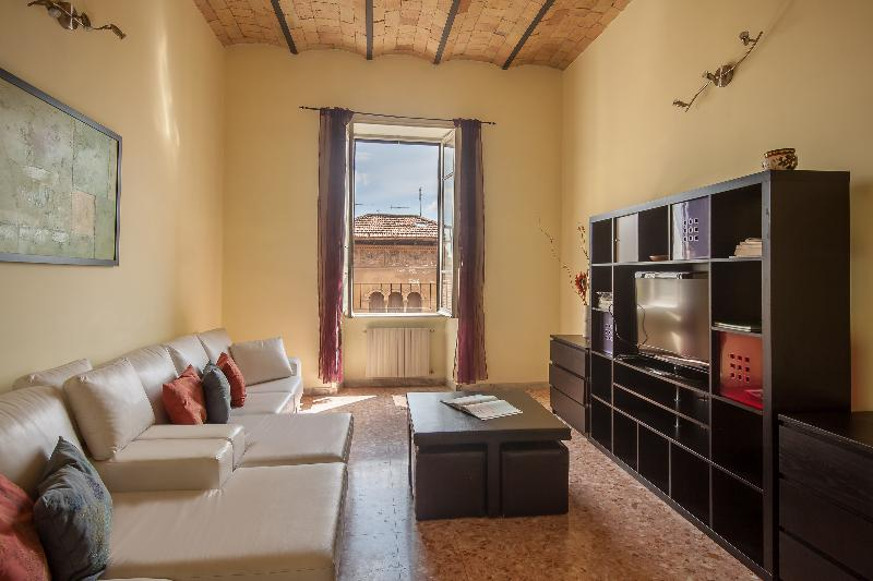Living room - Rome Accommodation Traiano - Rome - rentals