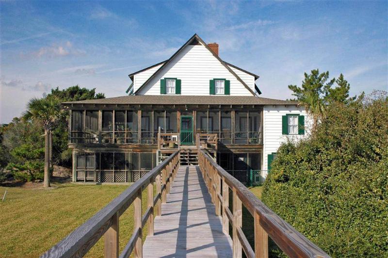#118 Kitchens Beach House - Image 1 - Georgetown - rentals