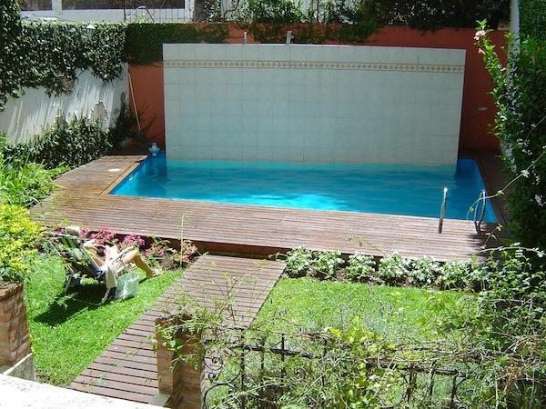 Luxury Apartment with Pool and garden View - Image 1 - Buenos Aires - rentals