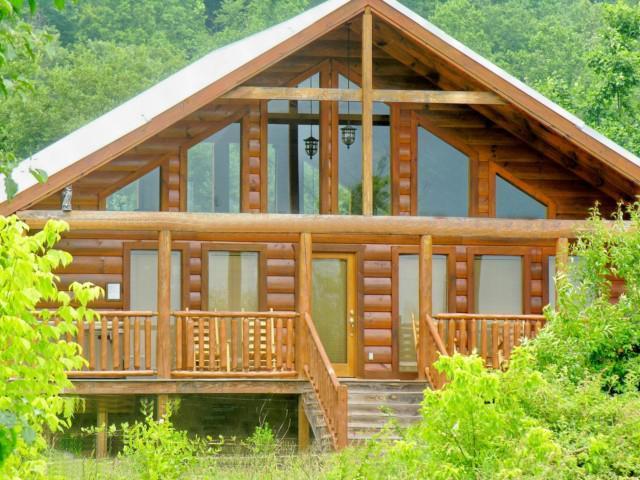 Awesome Romantic Getaway Cabin!  Large Covered Front Porch! - ***Wears Valley Cabin*** The Best Romantic Cabin! - Sevier County - rentals