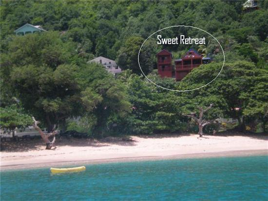 Sweet Retreat Hotel Apartment - Yellow Room2  - Bequia - Sweet Retreat Hotel Apartment - Yellow Room2  - Bequia - Lower Bay - rentals