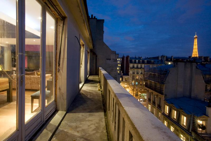 026U Roof Top Townhouse - Special offer right now! - Image 1 - Paris - rentals
