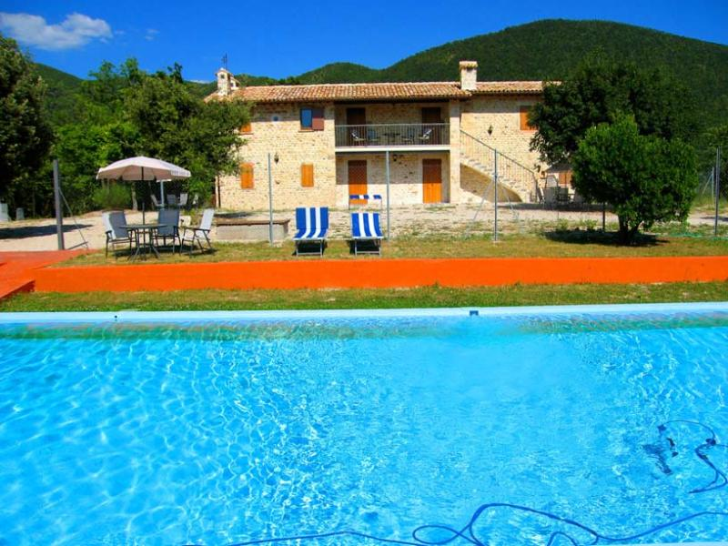 Posto Del Sole:Country House - Image 1 - Spoleto - rentals