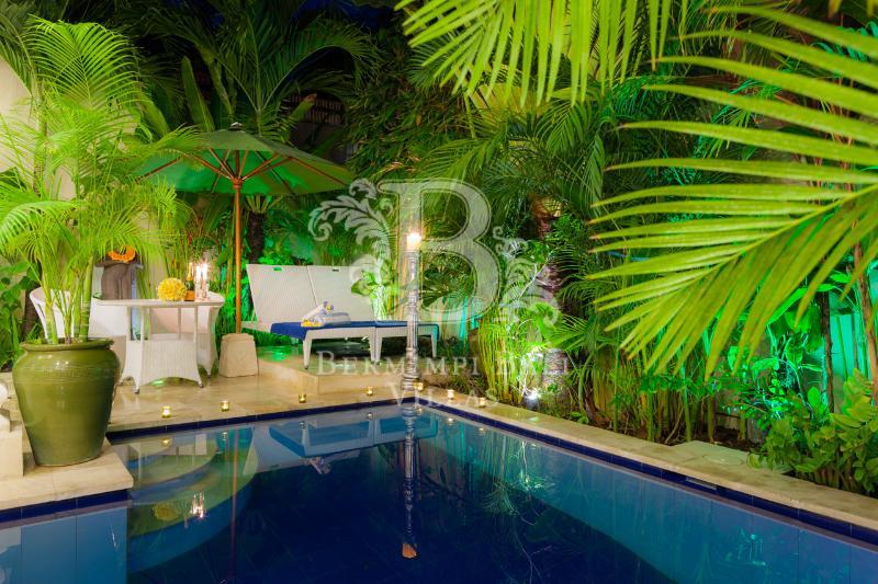 Your private courtyard - Honeymoon or Romantic Getaway Villa Seminyak - Seminyak - rentals