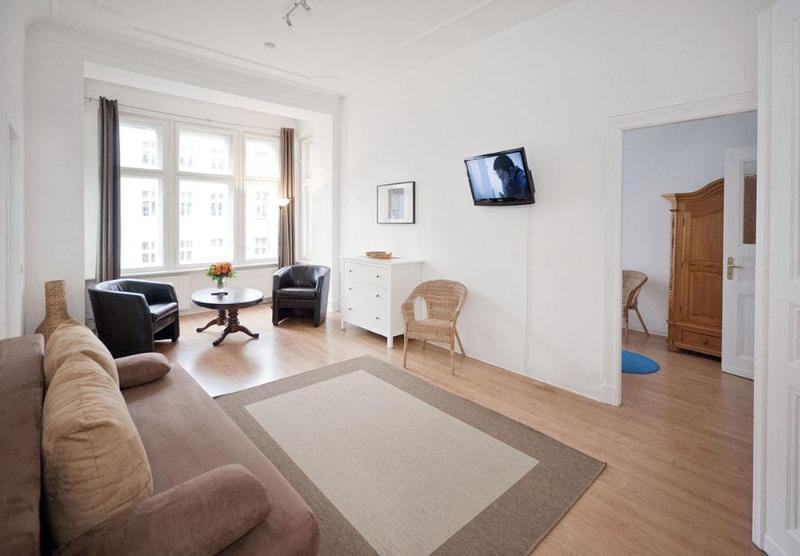 Family Apartment Schonhauser Allee in Berlin, Germany - Image 1 - Berlin - rentals