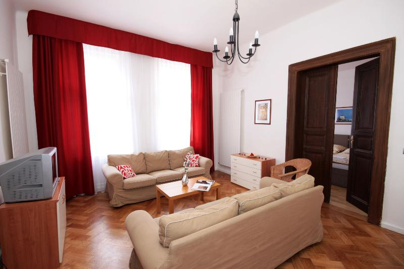 ApartmentsApart DownTown 13 - 3B - Image 1 - Prague - rentals