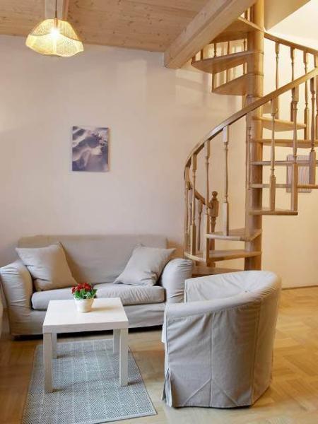 ApartmentsApart Old Town A23 - Image 1 - Prague - rentals